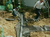 暗渠排水施工